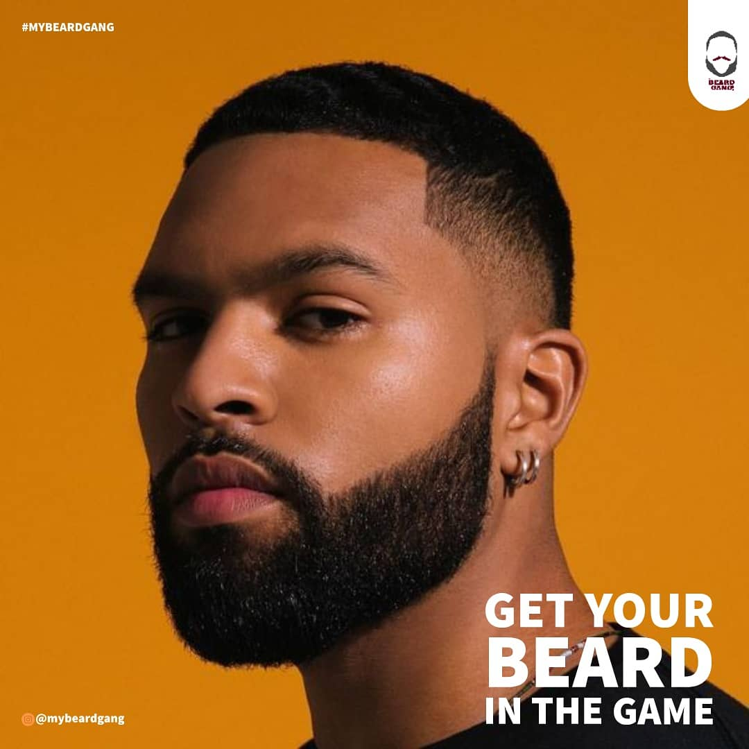 Instagram visual content for mybeardgang